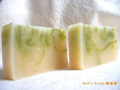 Nuts Soap